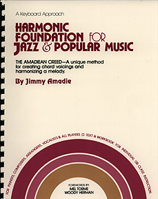 Harmonic Foundation for Jazz and Popular Music